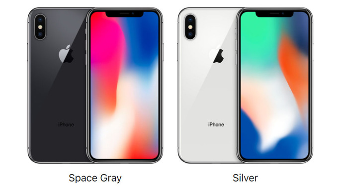 iphone x colors phonearena